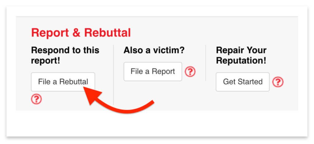 how to respond to ripoff report reviews